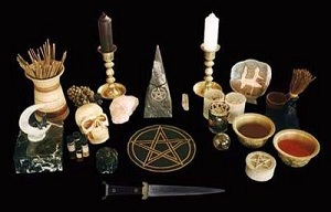 Ingredients to cast spells for love